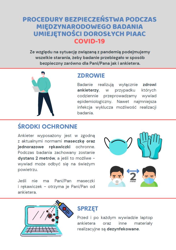 COVID-19 - ulotka